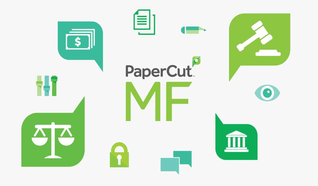 1. papercut mf