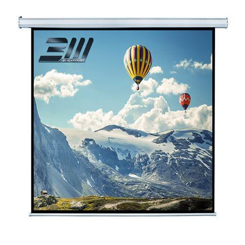 6.1. Ecran proiectie electric perete-tavan BlackMount- 2