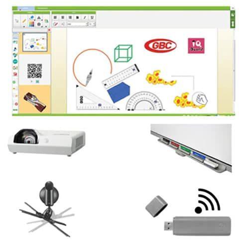 7.1. Tabla interactiva IQBoard