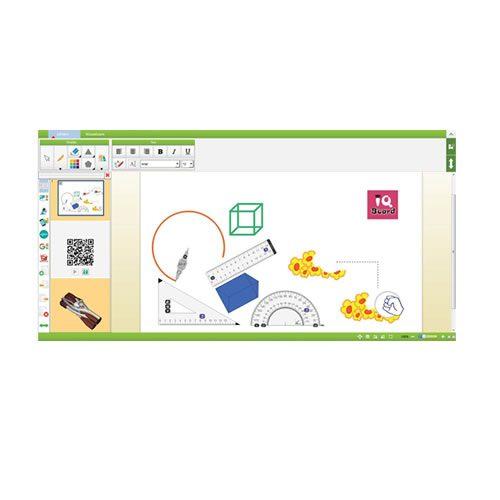 7.3. Tabla interactiva IQBoard