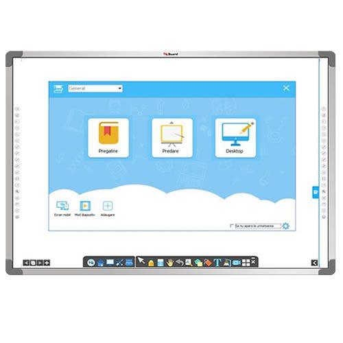 7.4. Tabla interactiva IQBoard